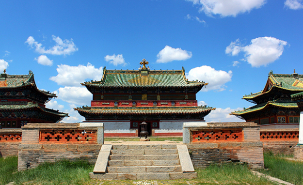 Central Mongolian Tours